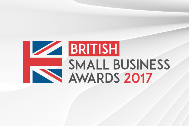 The British Small Business Awards event will take place on November 1