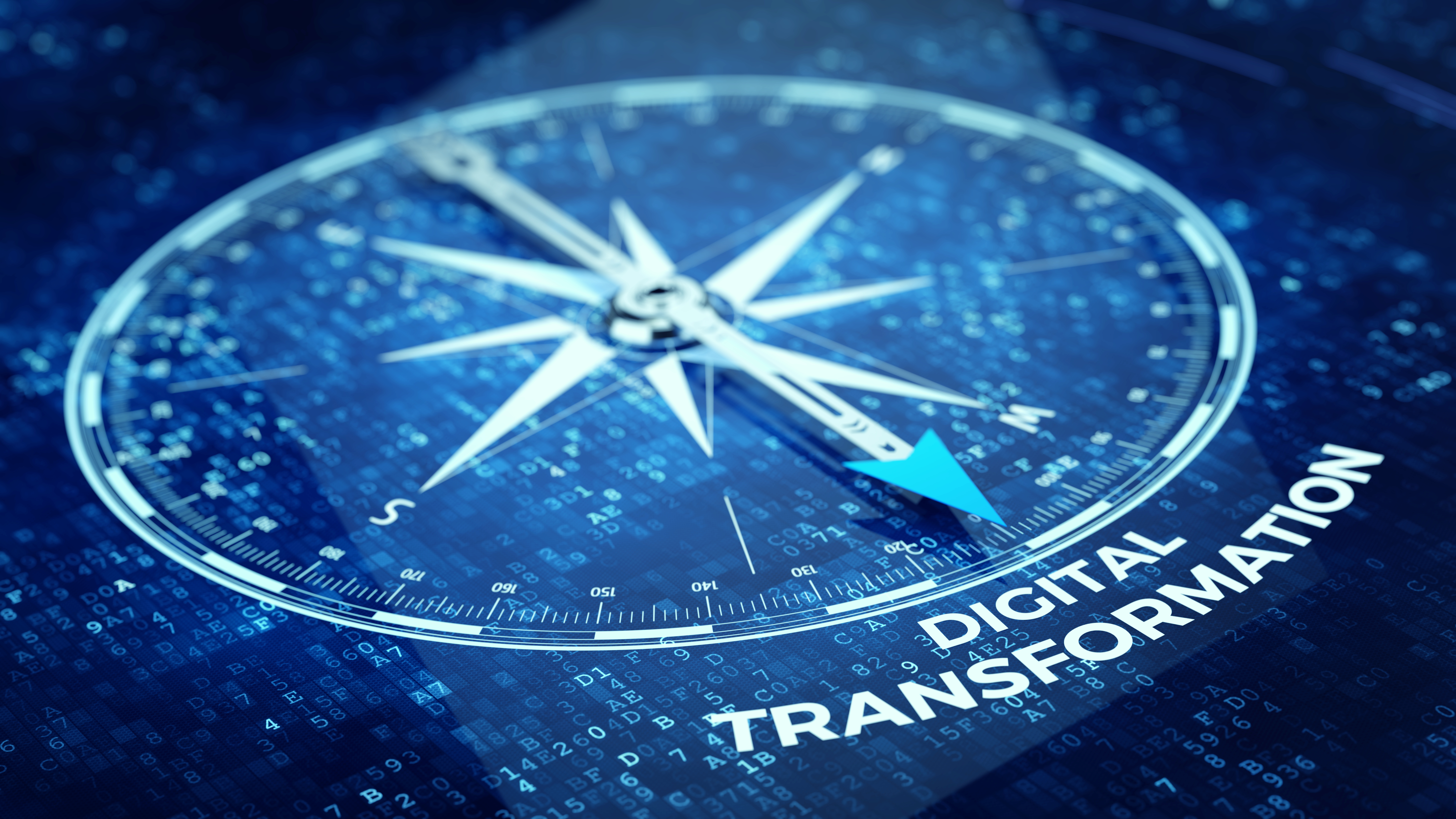 Finance departments falling behind with digital transformation