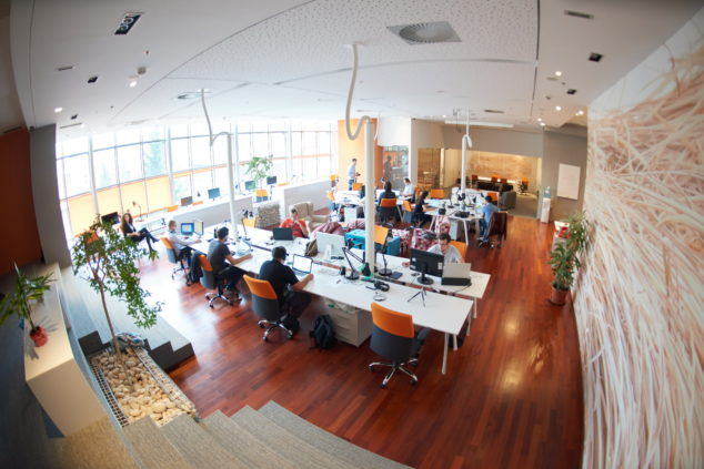 Make sure your office space reflects your company's personality