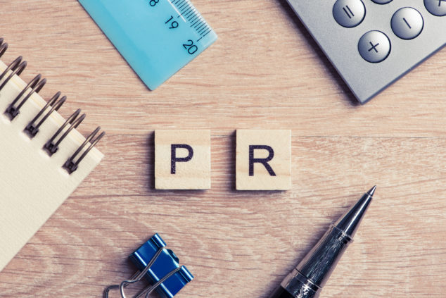 PR can be a great marketing tool