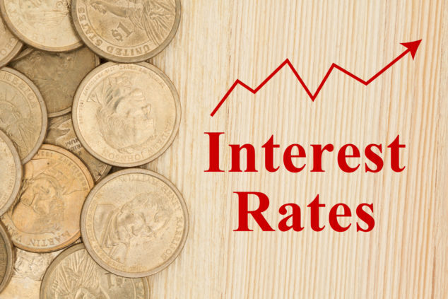 What impact will an interest rate rise have on small companies?