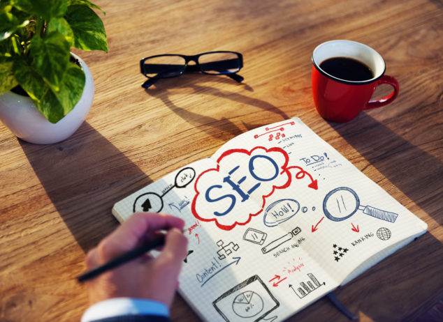 Structuring an SEO-optimised page correctly is critical to thriving online