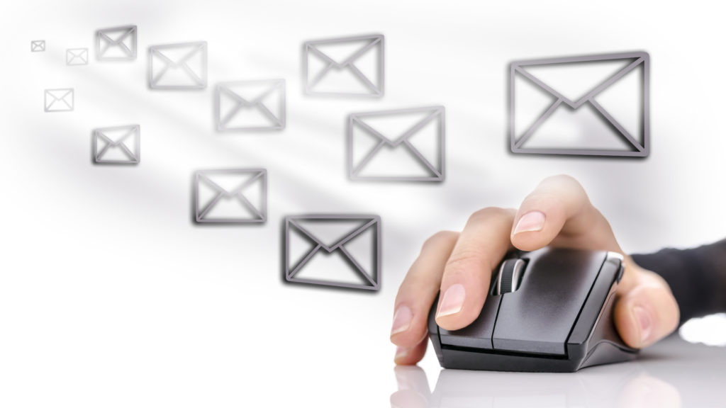 Email marketing can be a great small business marketing approach