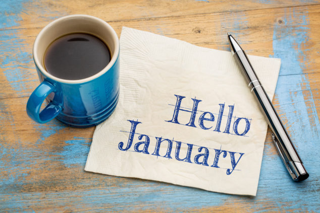 The excitement of Christmas can fade quickly, replaced with the onset of January Blues