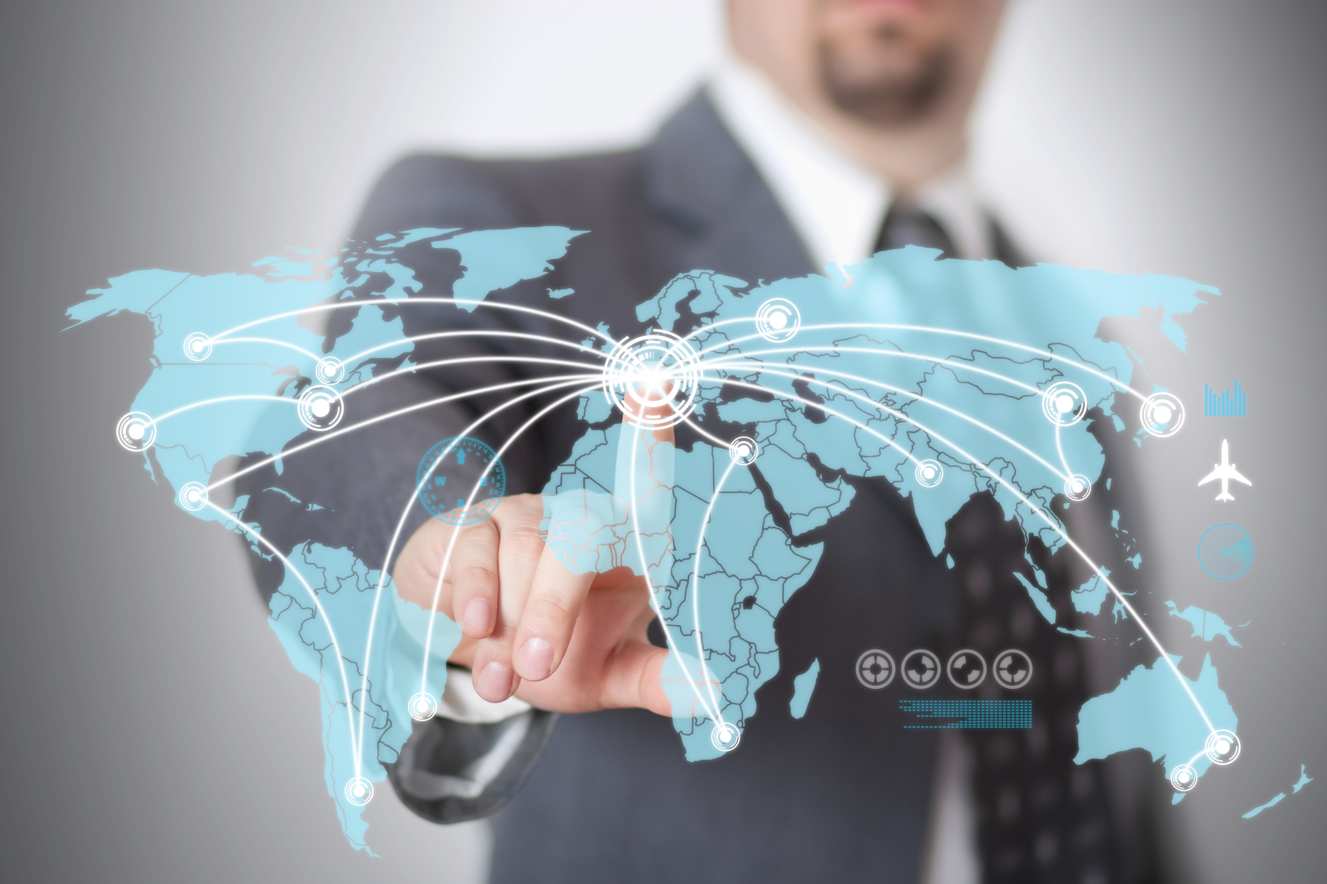 Number of SMEs trading internationally halve in 2017