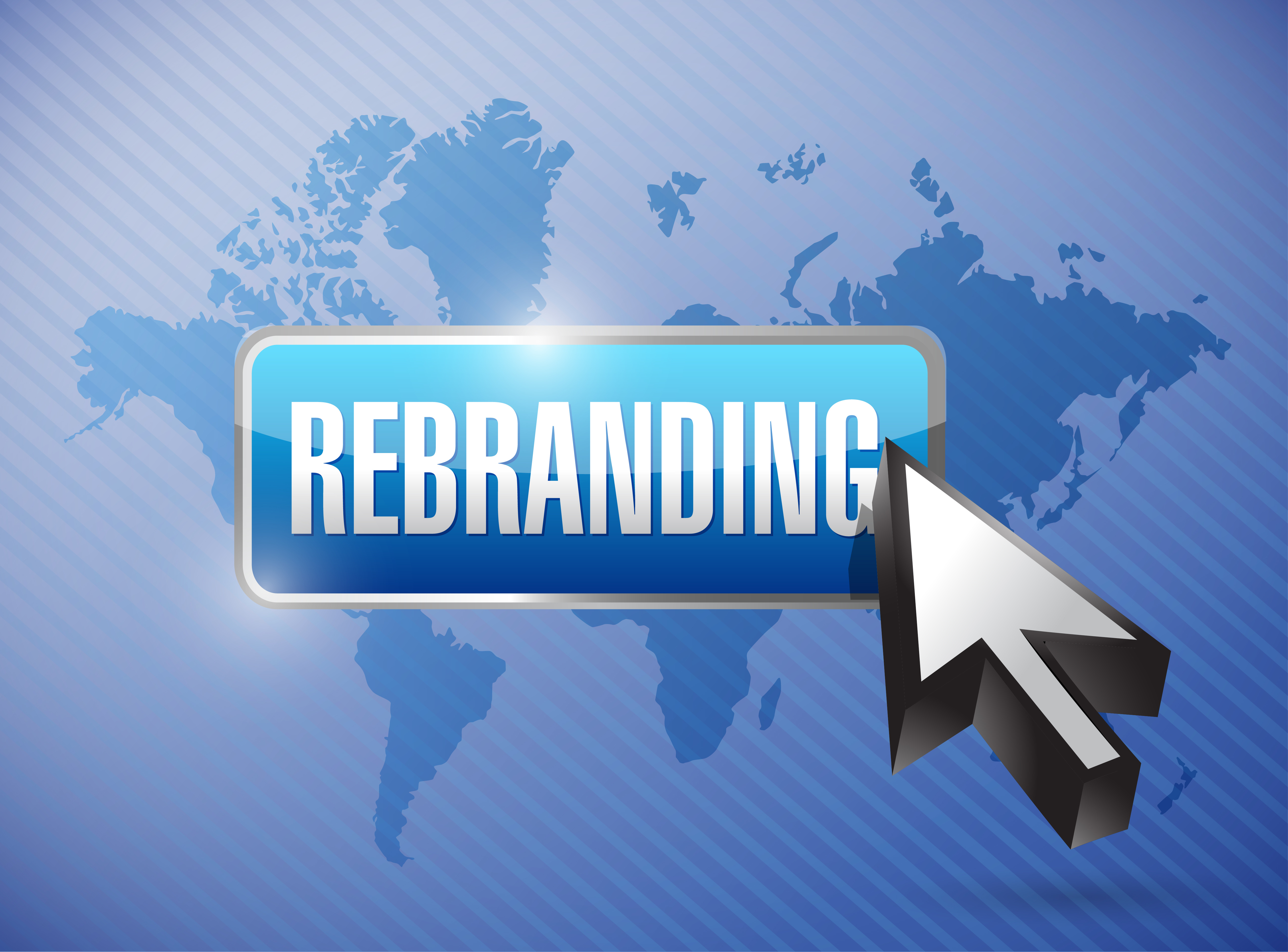 The pros and cons of rebranding your business