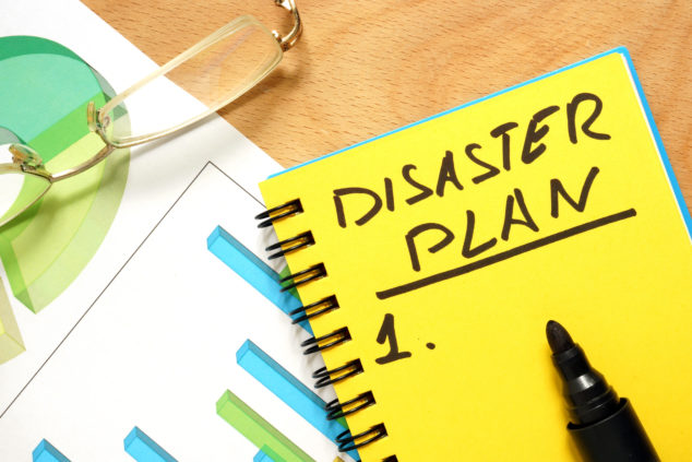Disaster recovery is all too often neglected in smaller businesses