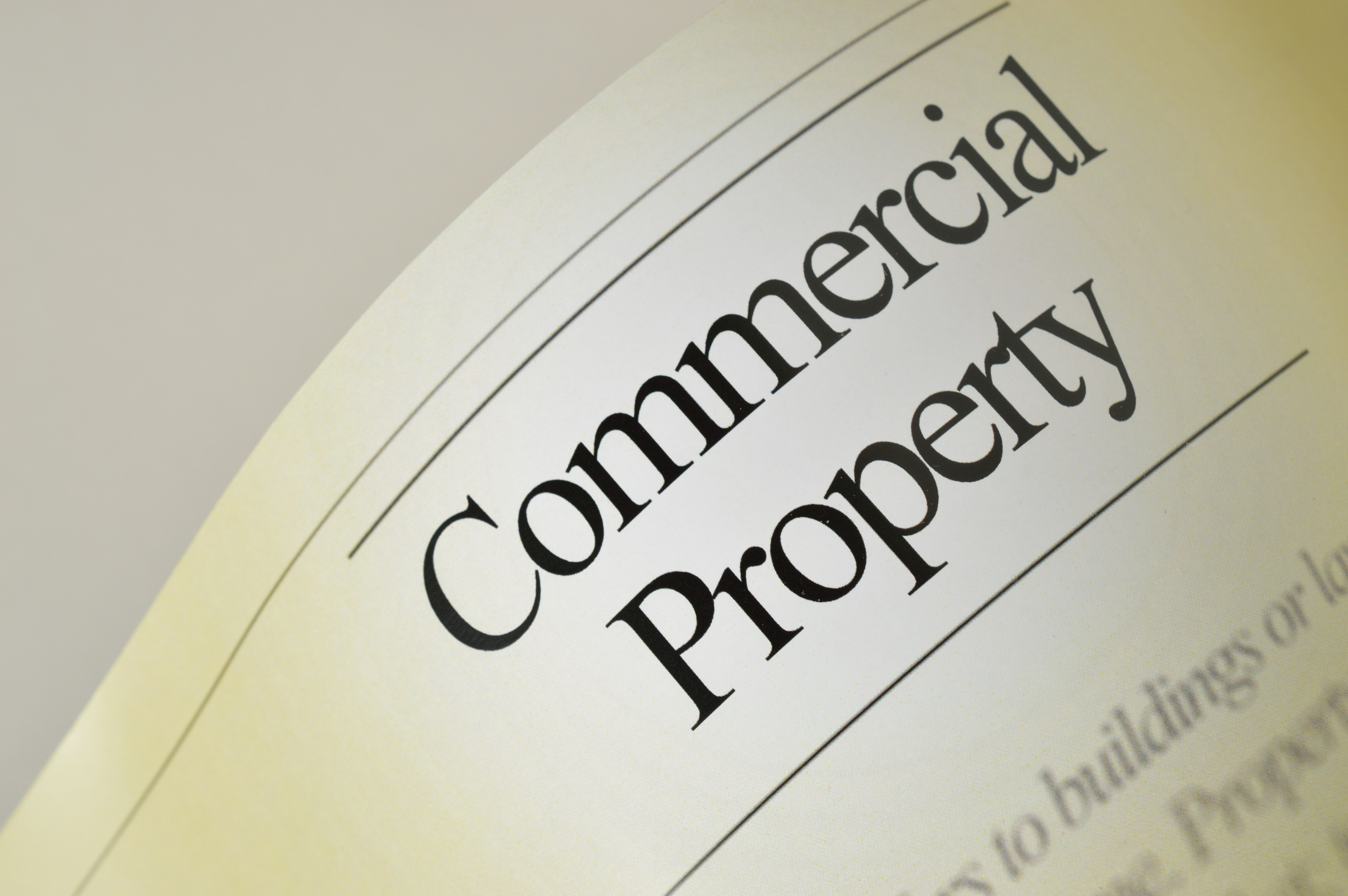 What to consider when choosing a commercial property