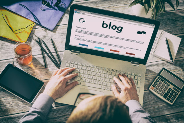 Title, tone, and strong content are all key for getting engagement with your blog
