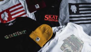 SkateHut sells skateboards, snowboards and gear