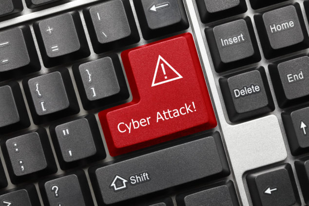 Two fifths of businesses feel more at-risk of a cyber attack than ever