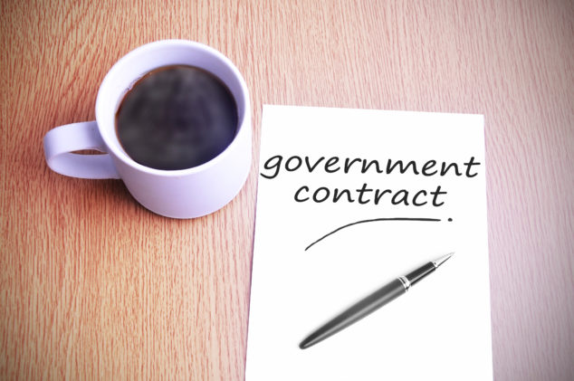 Government projects tend to be on a national scale which can make it harder for SMEs to secure work