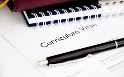 The key qualities to look for in a candidate's CV