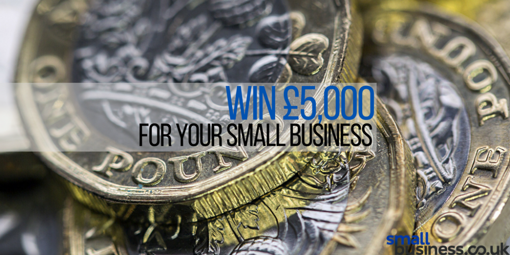 Small Business Grants – £5,000 up for grabs every month!