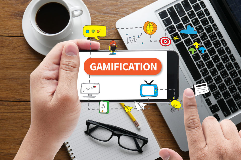 Boost performance through employee gamification