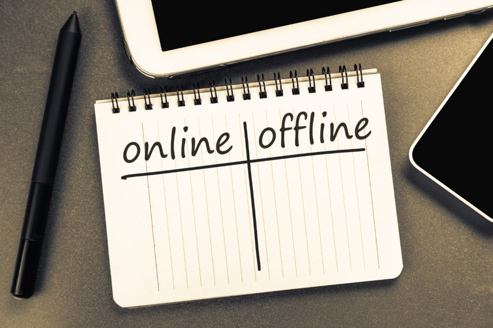 Five simple tips to merge your offline and online marketing strategies