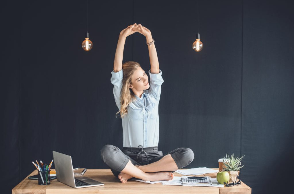 6 simple ways to create a healthy workplace environment