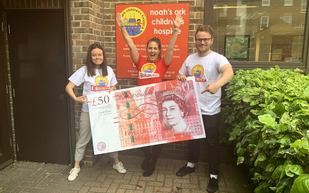 Are you North London's most entrepreneurial fundraiser?