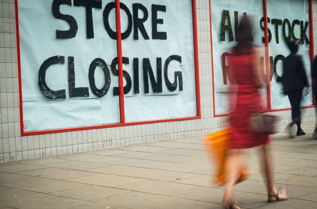 Retailers call for Chancellor to fix 'broken business rates system'