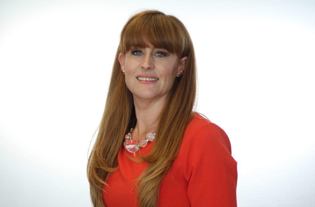 Small Business Minister Kelly Tolhurst