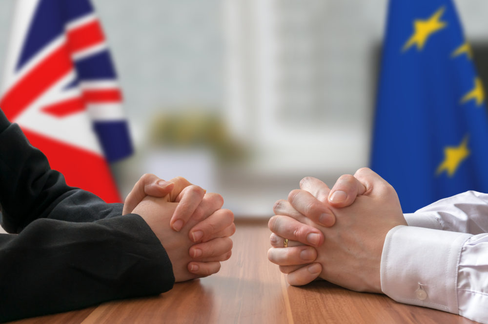 there will be 'no alignment' with EU business rules after Brexit