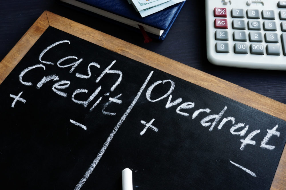 One in five small businesses fell into their overdrafts last year