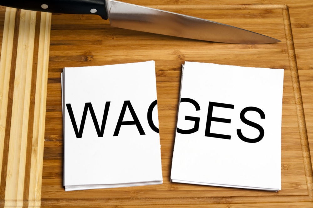 The IFS calls for minimum wage cut to help businesses