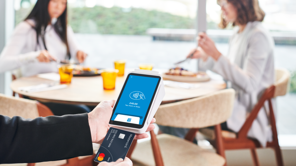How to sell anywhere with contactless payments