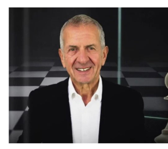 Gerald Ratner: 'I don't think it's right that there's such a stigma attached to failure. It's a British disease'