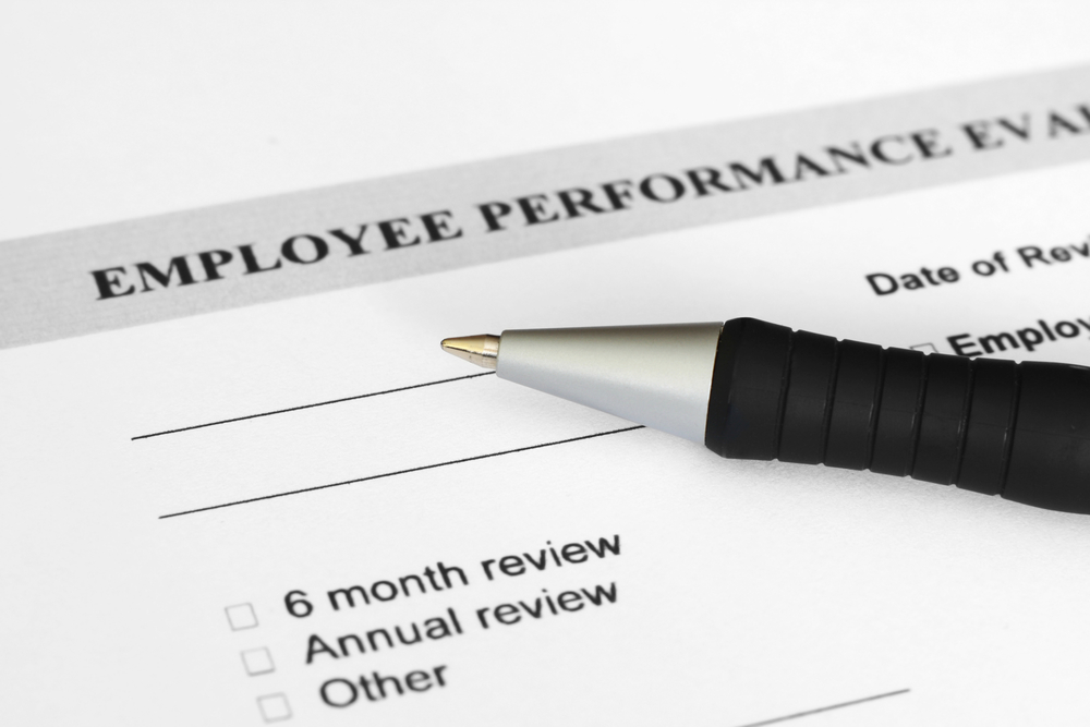 Staff Appraisal Template Examples