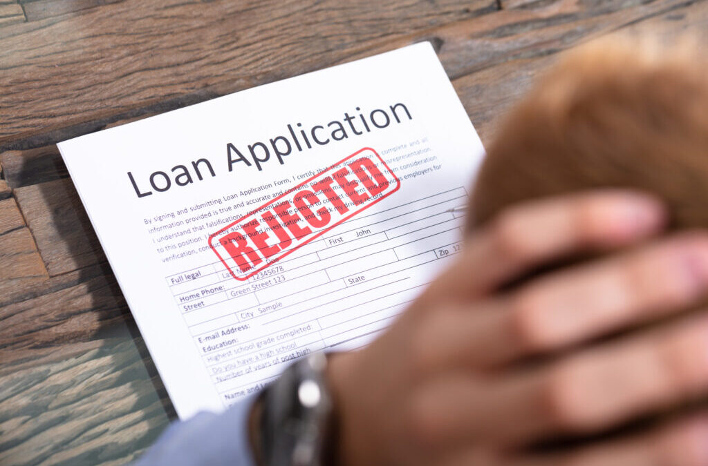 Small businesses struggling to get credit from Recovery Loan Scheme