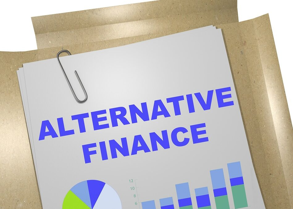 How does the Recovery Loan Scheme compare with other alt-fi options?